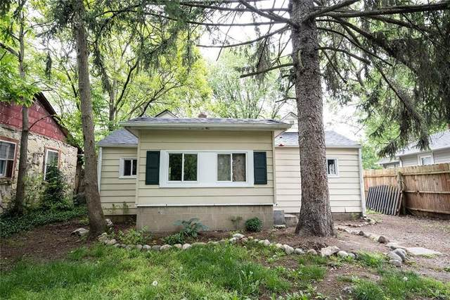 1916 E 67th Street, Indianapolis, IN 46220 (MLS #21787714) :: RE/MAX Legacy