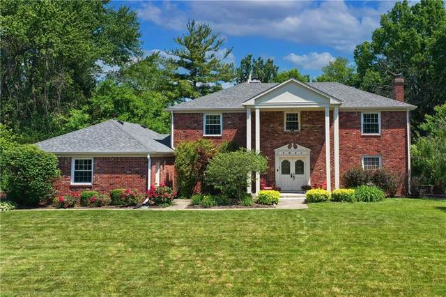 1150 Chessington Road, Indianapolis, IN 46260 (MLS #21787804) :: Heard Real Estate Team | eXp Realty, LLC