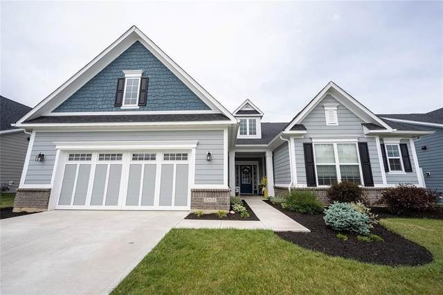 12634 Mustard Seed Court, Fishers, IN 46038 (MLS #21787863) :: Mike Price Realty Team - RE/MAX Centerstone