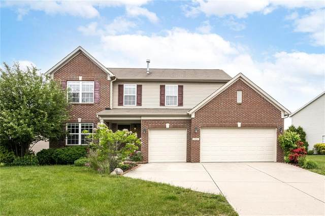 13092 Carnaby Place, Fishers, IN 46037 (MLS #21788003) :: Richwine Elite Group