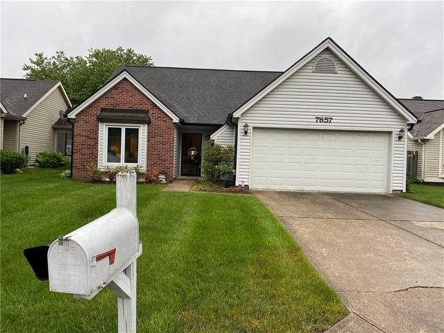 7857 Trotwood Circle, Indianapolis, IN 46256 (MLS #21788112) :: RE/MAX Legacy