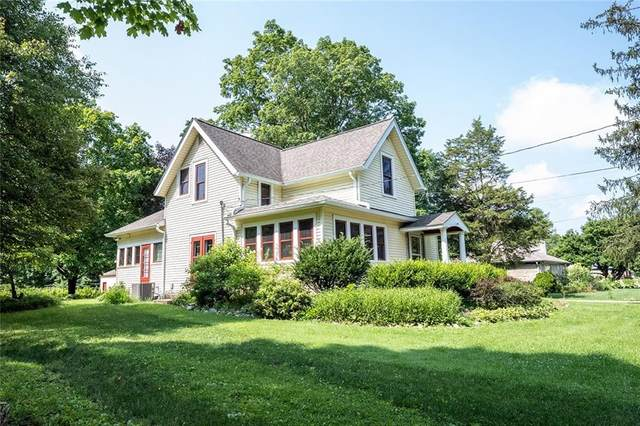 3377 E 62nd Street, Indianapolis, IN 46220 (MLS #21788114) :: Pennington Realty Team