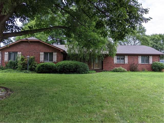 13 Songbird Court, Greenfield, IN 46140 (MLS #21788156) :: Mike Price Realty Team - RE/MAX Centerstone