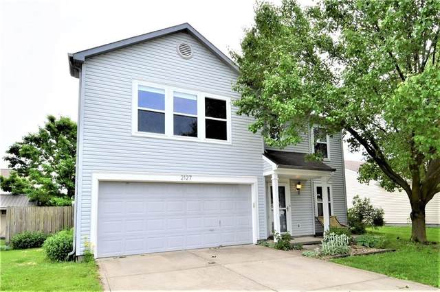 2127 Westmere Drive, Plainfield, IN 46168 (MLS #21788246) :: RE/MAX Legacy