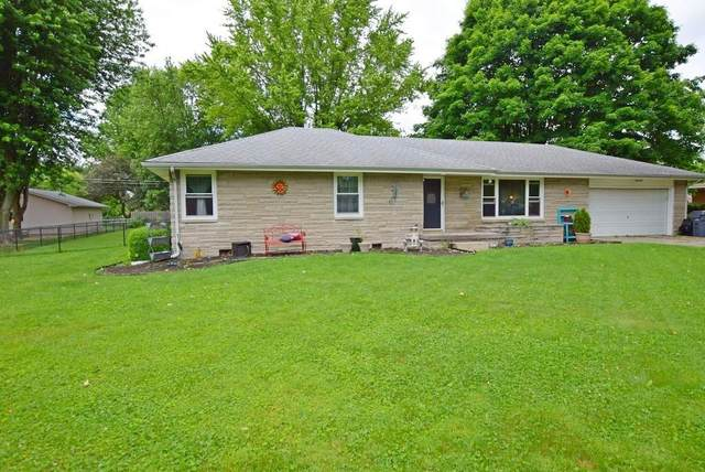 2318 Highland Road, Anderson, IN 46012 (MLS #21788379) :: Ferris Property Group