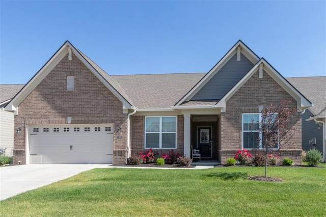 5046 Covington Avenue, Mccordsville, IN 46055 (MLS #21788422) :: The Indy Property Source
