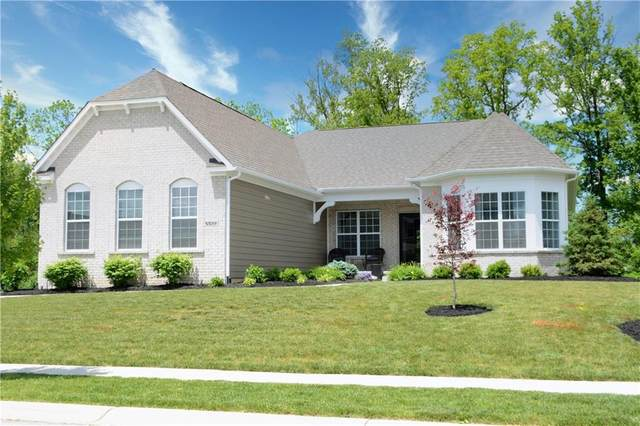 5022 Waterhaven Drive, Noblesville, IN 46060 (MLS #21788588) :: Mike Price Realty Team - RE/MAX Centerstone