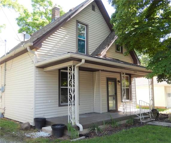 1642 Lawrence Avenue, Indianapolis, IN 46227 (MLS #21788626) :: Ferris Property Group