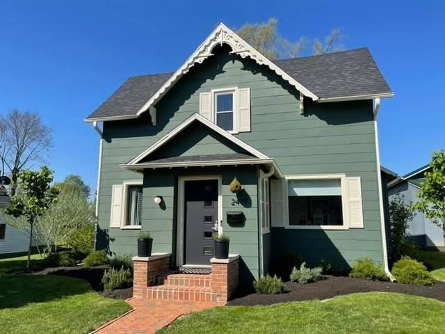 2419 S Walnut Street, Yorktown, IN 47396 (MLS #21788807) :: Ferris Property Group