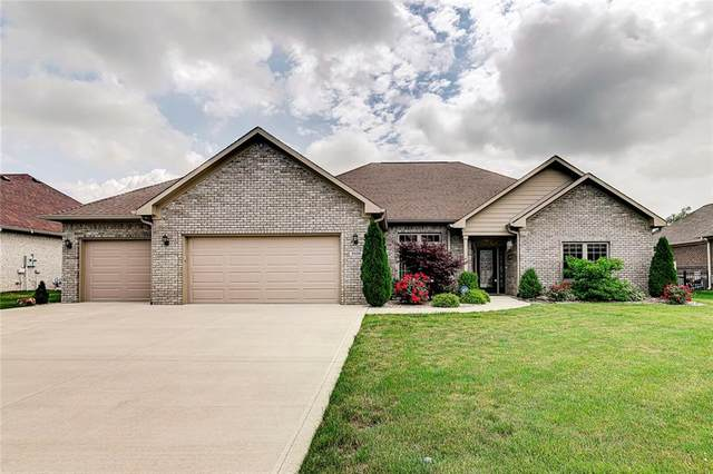 3329 Guilford Lane, Plainfield, IN 46168 (MLS #21788816) :: Mike Price Realty Team - RE/MAX Centerstone