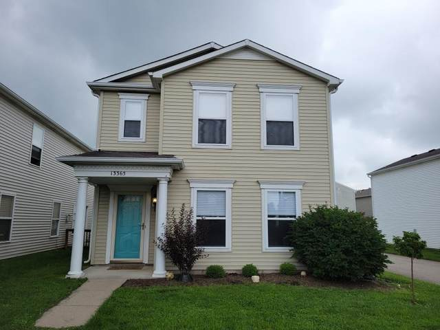 13365 All American Road, Fishers, IN 46037 (MLS #21788907) :: Keller & Corbett Real Estate