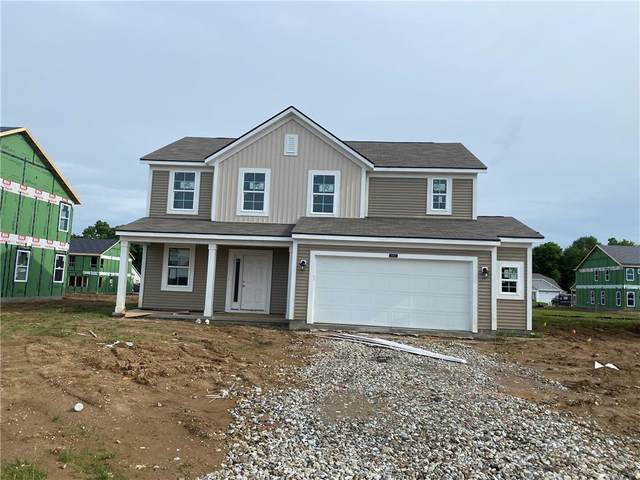 1384 Tanager Way, Greenwood, IN 46143 (MLS #21788954) :: Pennington Realty Team