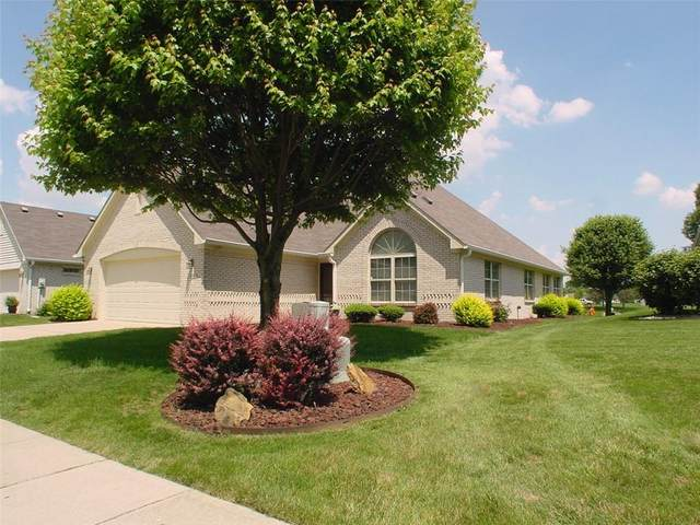 1625 Stable Circle, Indianapolis, IN 46239 (MLS #21789014) :: Richwine Elite Group