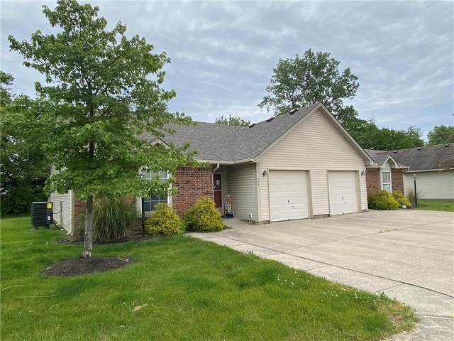 205 Woodberry Drive, Danville, IN 46122 (MLS #21789039) :: Keller & Corbett Real Estate