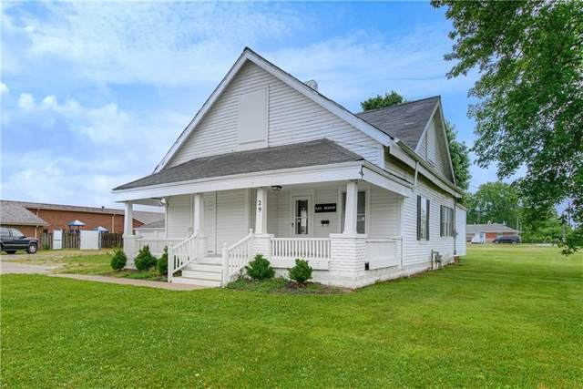 29 N County Road 200 E, Danville, IN 46122 (MLS #21789112) :: Mike Price Realty Team - RE/MAX Centerstone