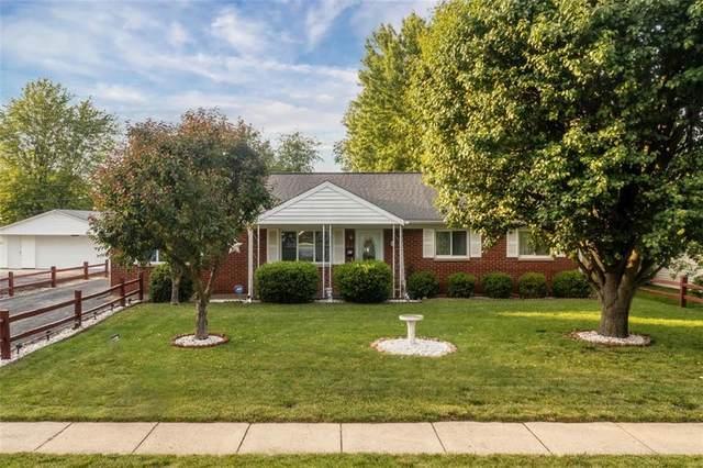 41 Crestview Drive, Greenwood, IN 46143 (MLS #21789142) :: Heard Real Estate Team   eXp Realty, LLC