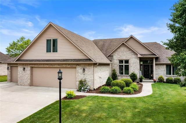 309 Hawthorne Drive, Pittsboro, IN 46167 (MLS #21789244) :: Mike Price Realty Team - RE/MAX Centerstone