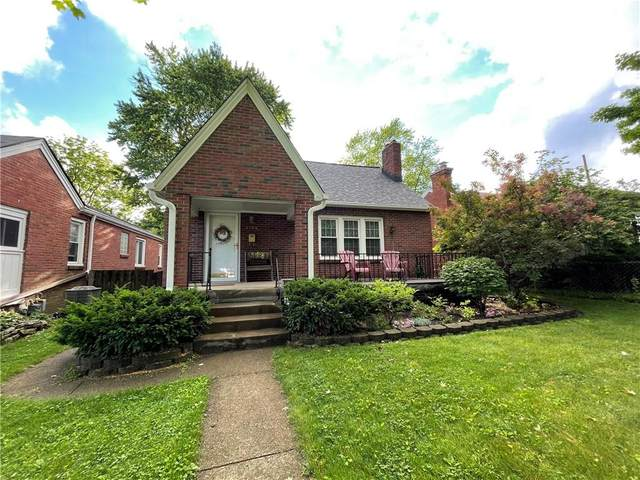 6184 Rosslyn Avenue, Indianapolis, IN 46220 (MLS #21789253) :: RE/MAX Legacy