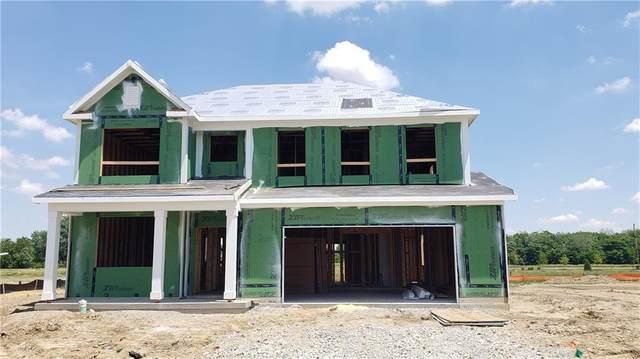 8799 Duncan Street, Fortville, IN 46040 (MLS #21789393) :: The Indy Property Source