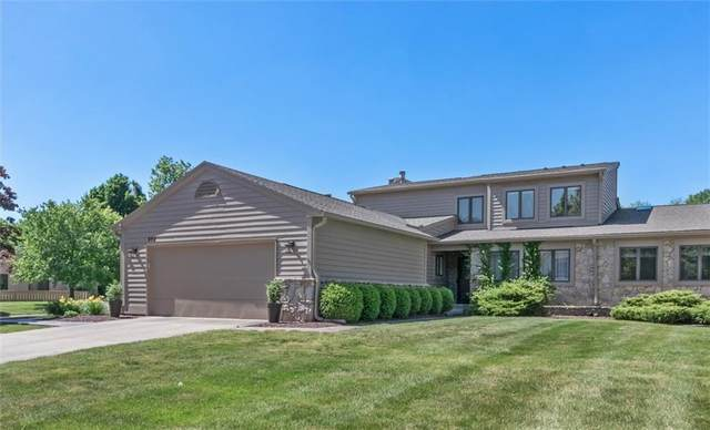 352 Sandbrook Court, Noblesville, IN 46062 (MLS #21789443) :: Mike Price Realty Team - RE/MAX Centerstone