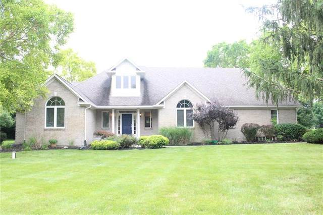 9997 Wind River Run, Mccordsville, IN 46055 (MLS #21789456) :: Mike Price Realty Team - RE/MAX Centerstone