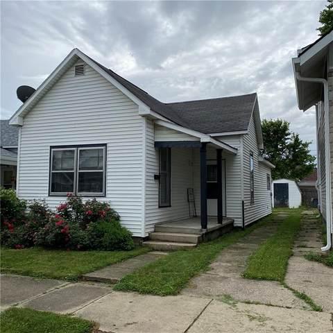 837 Elm Street, Shelbyville, IN 46176 (MLS #21789598) :: Ferris Property Group