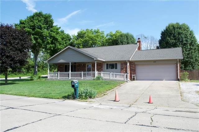 1210 Woodcreek Drive, Greenwood, IN 46142 (MLS #21789599) :: Mike Price Realty Team - RE/MAX Centerstone