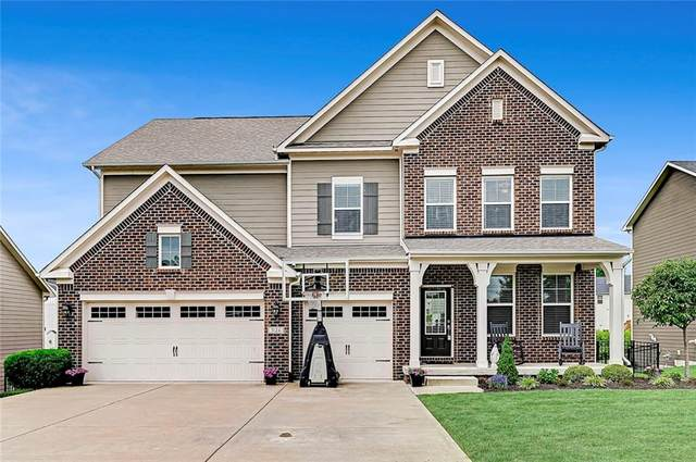 3124 Red Fox Trail, Columbus, IN 47201 (MLS #21789654) :: Mike Price Realty Team - RE/MAX Centerstone