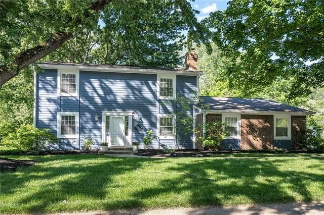 1320 Cool Creek Drive, Carmel, IN 46033 (MLS #21789734) :: Ferris Property Group