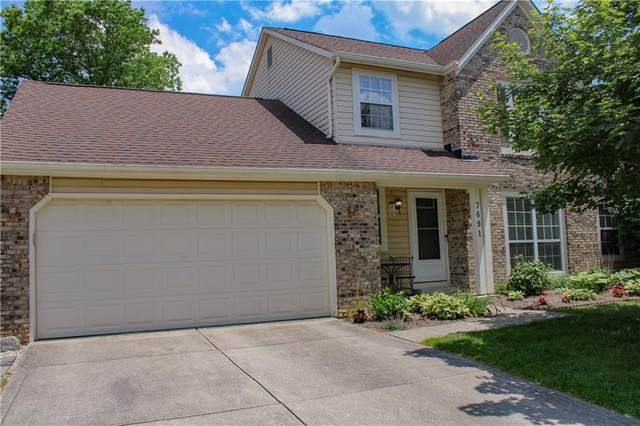 7691 Bayridge Drive, Indianapolis, IN 46236 (MLS #21789887) :: Mike Price Realty Team - RE/MAX Centerstone