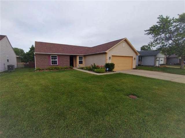 6103 Parrington Drive, Indianapolis, IN 46236 (MLS #21789898) :: Mike Price Realty Team - RE/MAX Centerstone