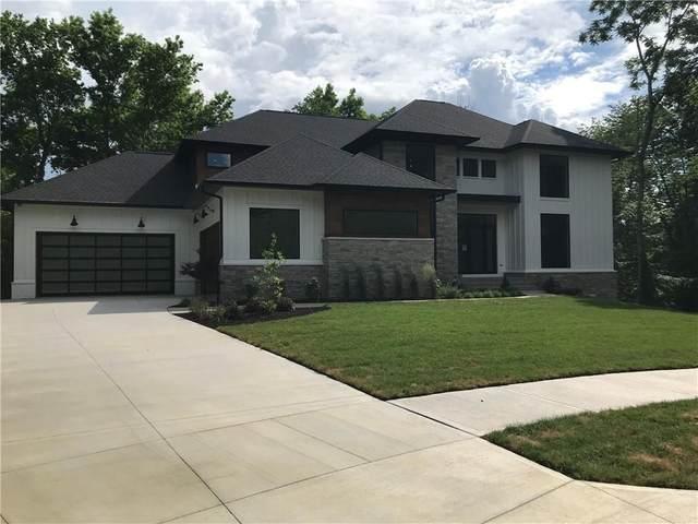 1575 Forest Hills Drive, Westfield, IN 46074 (MLS #21789967) :: Keller & Corbett Real Estate