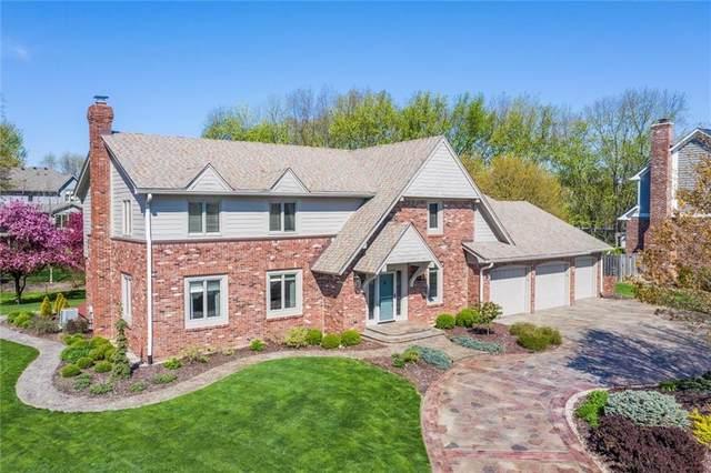 13586 Landser Place, Carmel, IN 46033 (MLS #21790220) :: Anthony Robinson & AMR Real Estate Group LLC