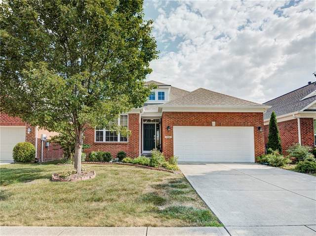 3545 Cardinal Way, Carmel, IN 46074 (MLS #21790248) :: Mike Price Realty Team - RE/MAX Centerstone