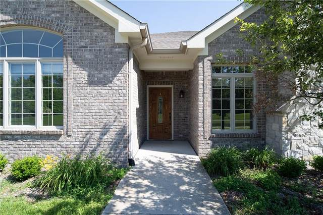 1092 Easy Street A, Greenwood, IN 46142 (MLS #21790516) :: Mike Price Realty Team - RE/MAX Centerstone