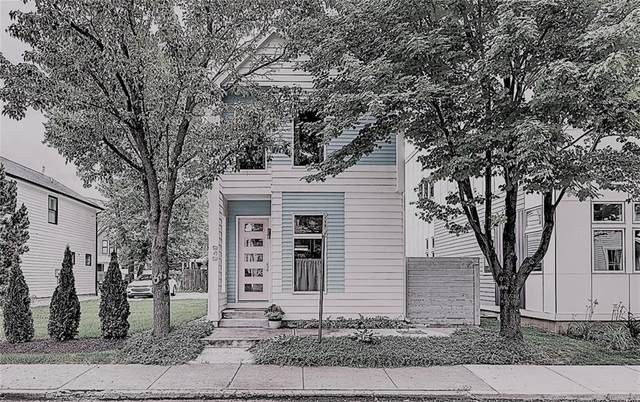 949 Stillwell Street, Indianapolis, IN 46202 (MLS #21790598) :: Heard Real Estate Team | eXp Realty, LLC