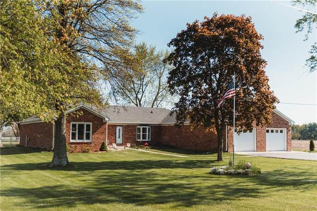 188 E County Road 450 N, Danville, IN 46122 (MLS #21790603) :: Mike Price Realty Team - RE/MAX Centerstone