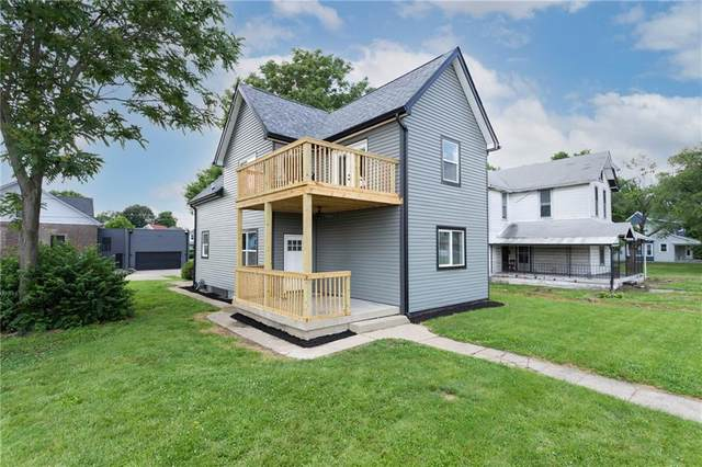 2802 Winthrop Avenue, Indianapolis, IN 46205 (MLS #21790793) :: Mike Price Realty Team - RE/MAX Centerstone