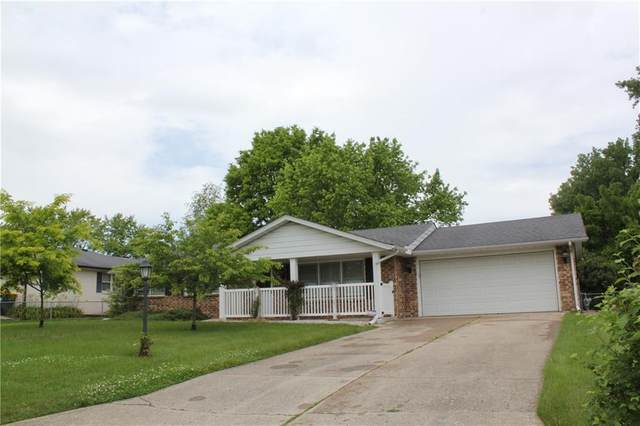 818 Piccadilly Road, Anderson, IN 46013 (MLS #21791044) :: Richwine Elite Group