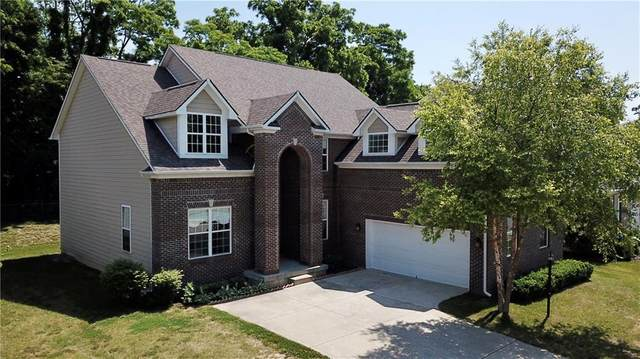 7177 Maple Bluff Place, Indianapolis, IN 46236 (MLS #21791106) :: Mike Price Realty Team - RE/MAX Centerstone