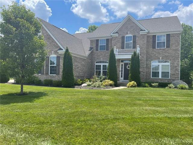 12164 Westmorland Drive, Fishers, IN 46037 (MLS #21791189) :: AR/haus Group Realty