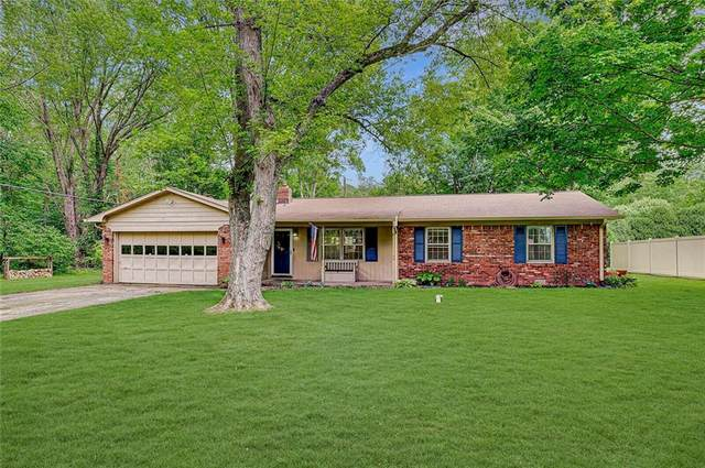 9885 Chambray Drive, Carmel, IN 46280 (MLS #21791266) :: Heard Real Estate Team | eXp Realty, LLC