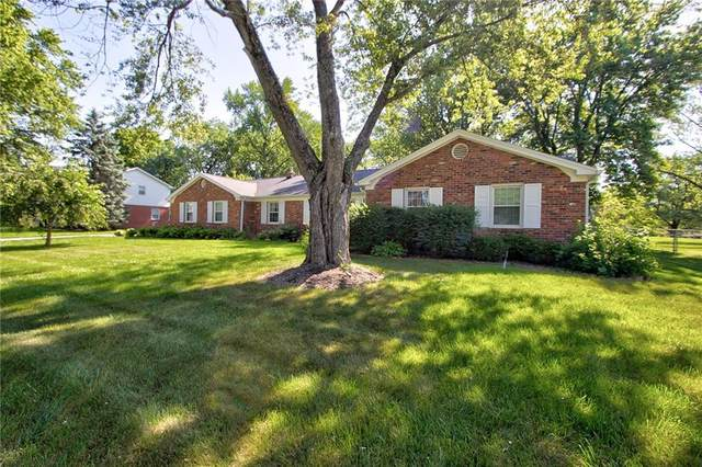 11511 Rolling Springs Drive, Carmel, IN 46033 (MLS #21791431) :: Anthony Robinson & AMR Real Estate Group LLC