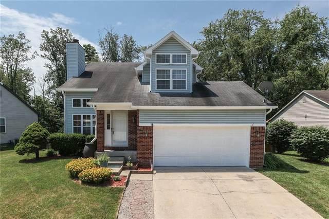 6817 Oak Lake Drive, Indianapolis, IN 46214 (MLS #21792042) :: Ferris Property Group