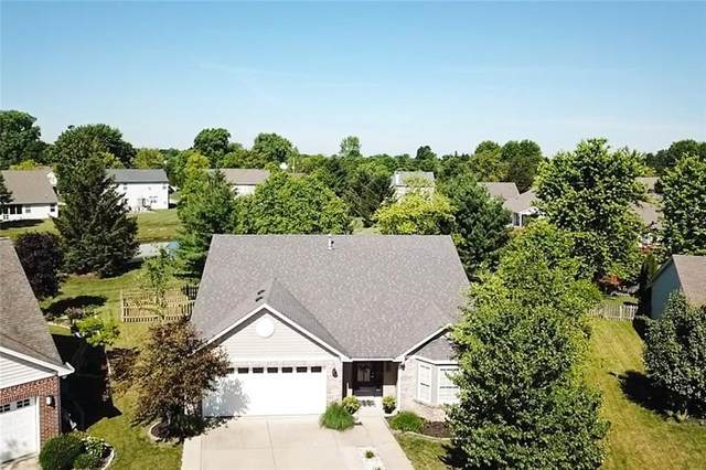 10757 Springston Court, Fishers, IN 46038 (MLS #21792208) :: Anthony Robinson & AMR Real Estate Group LLC