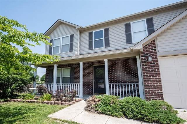 971 Port Circle, Avon, IN 46123 (MLS #21792275) :: Mike Price Realty Team - RE/MAX Centerstone