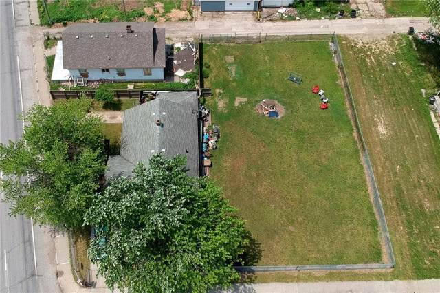 302 N Keystone Avenue, Indianapolis, IN 46201 (MLS #21792347) :: Mike Price Realty Team - RE/MAX Centerstone