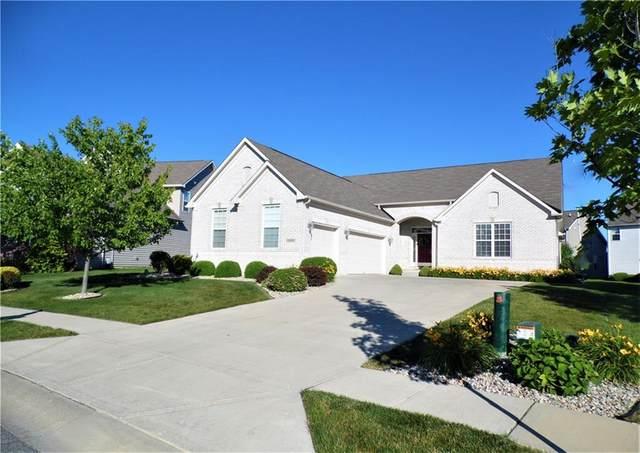 12350 Bellingham Boulevard, Fishers, IN 46037 (MLS #21792376) :: Ferris Property Group