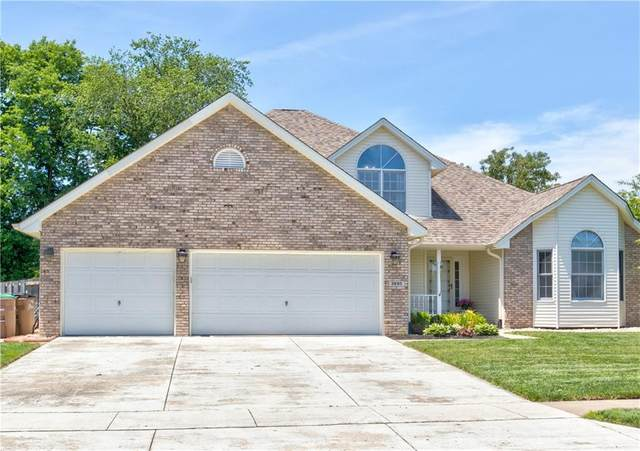 3690 Cheyenne Ct., Columbus, IN 47203 (MLS #21793498) :: Mike Price Realty Team - RE/MAX Centerstone
