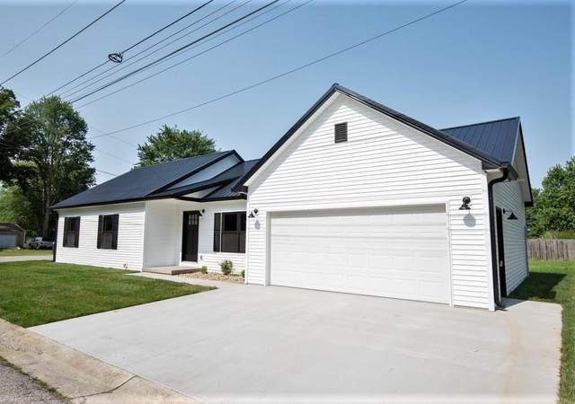 415 N Edgewood Avenue, North Vernon, IN 47265 (MLS #21793616) :: Dean Wagner Realtors